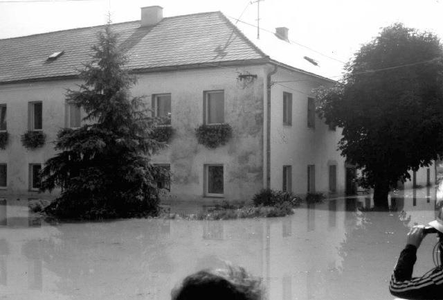 Hochwasser 1981 - Untermühle