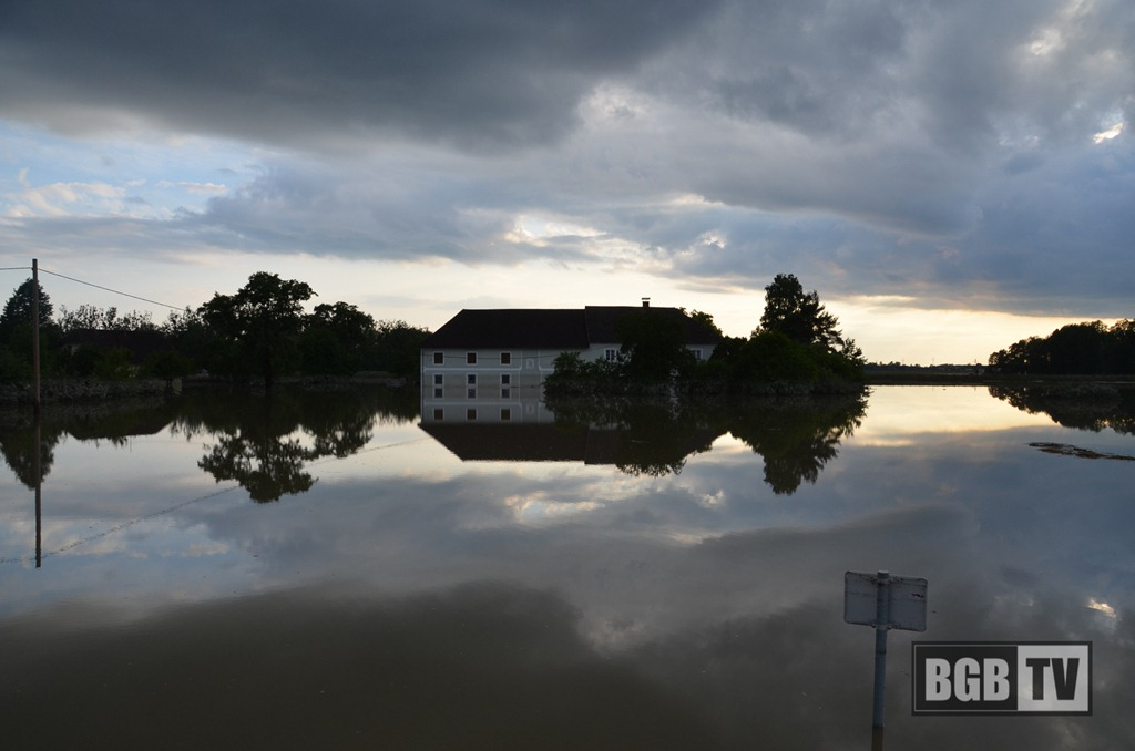 Hochwasser 2013 - Mettensdorf