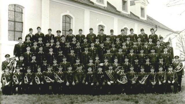 1950 - Feuerwehrmusikkapelle
