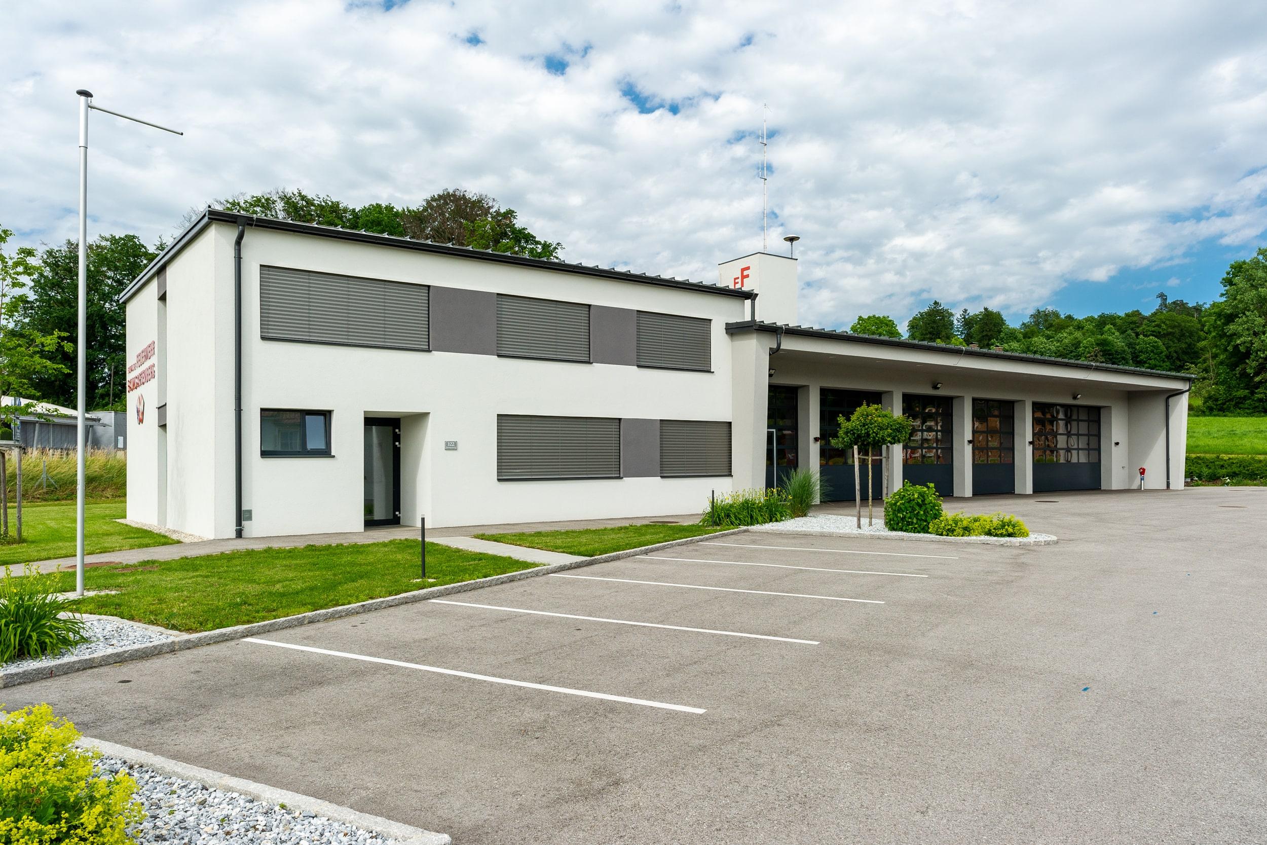 Feuerwehrhaus Baumgartenberg